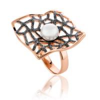 Δαχτυλιδια με Μαργαριταρι