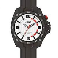 JAGA Analogue Silicon Strap AQ403 Jaga