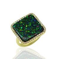 Δαχτυλίδι 14Κ από χρυσο με ορυκτές πέτρες Δαχτυλίδια απο Χρυσό
